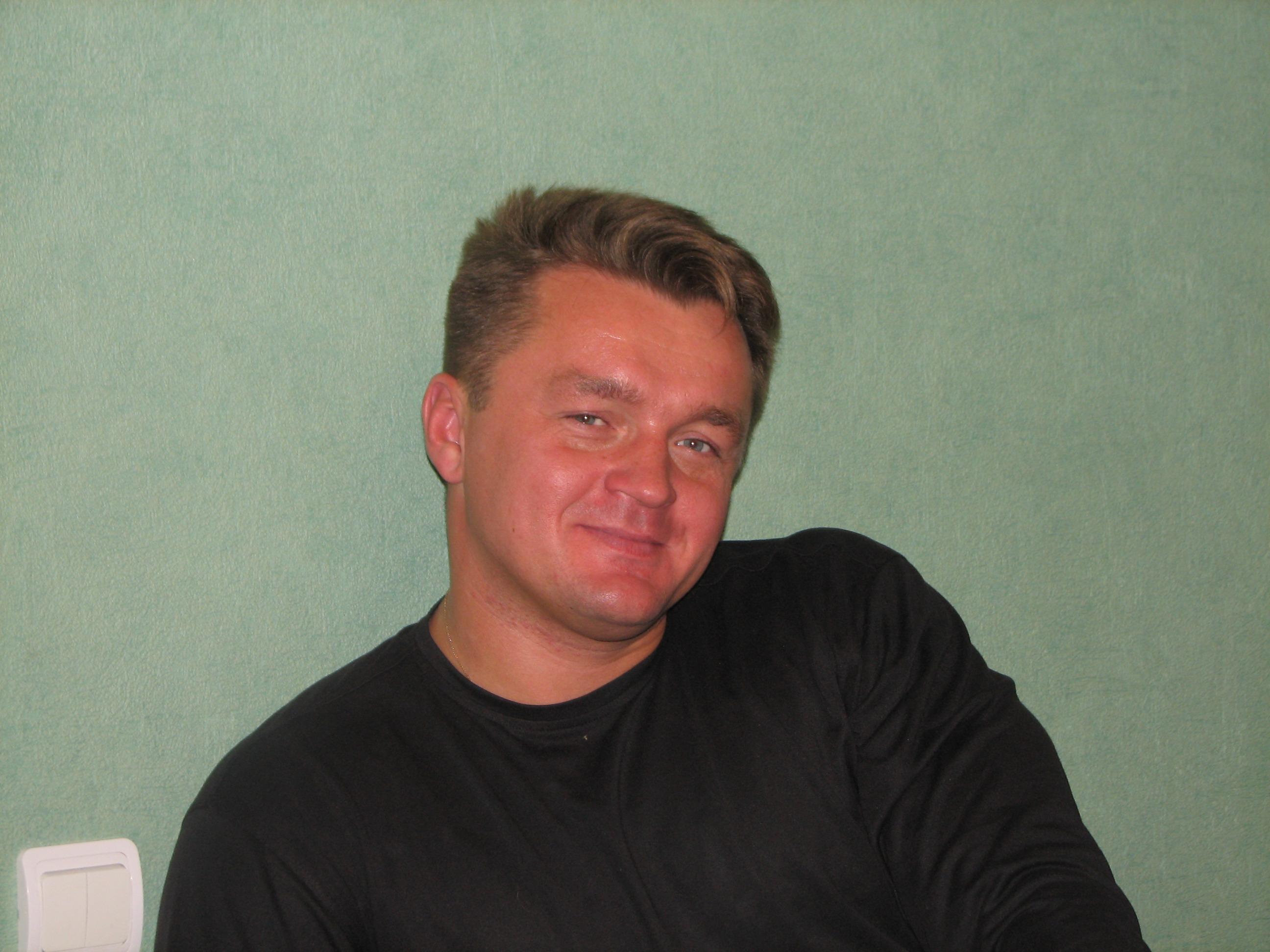 Виталик (на венчании)