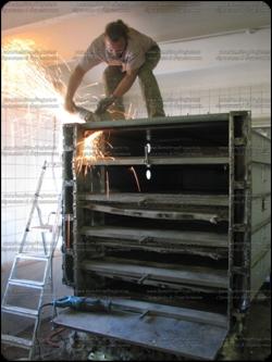 Демонтаж металлоконструкций ижевск цена