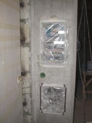 Бригада русских строителей - http://remstroyproject.ru - Электромонтаж. Монтаж электрических стояков, проводки, точек, распаечных коробок, щитков в квартирах, домах, постройках.
