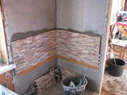 Бригада Русских строителей www.remstroyproject.tu Плиточные работы, укладка кафеля, тяжёлого камня, смалиты