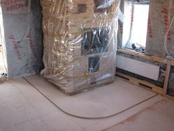 Бригада Русских строителей www.remstroyproject.tu Облицовка печей, каминов,изразцы, укладка мрамора, монтаж плитки