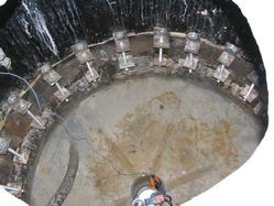 Бригада русских строителей www.remstroyproject.ru - Монтаж водопроводов, гидроизоляция бетонных колец, борьба с грунтовыми водами ГВС, скважины, водопровод, автоматика,колодцы, технологии метростроя