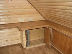 Бригада русских строителей - http://www.remstroyproject.ru - Утепление фасадов, монтаж блокхауса, дубовых столешниц, ниш, дверей из бамбука, раздвижных механизмов, полов, дверей